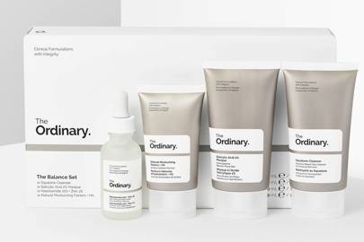 Skincare Gift Sets: The Ordinary