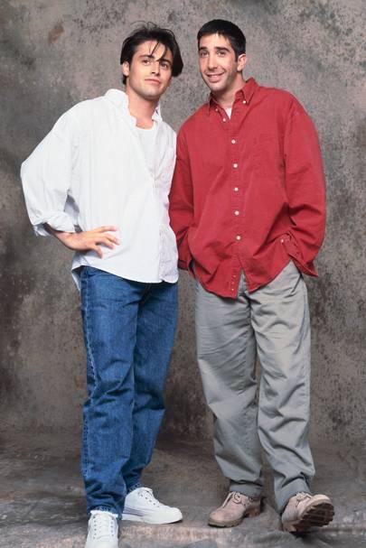 Joey & Ross