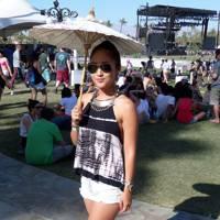 Brenda Koo, Actress, Coachella Festival