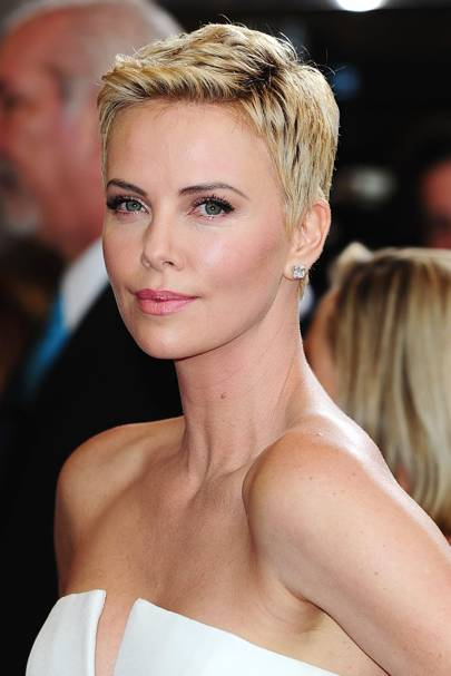 Best New 'Do: Charlize Theron