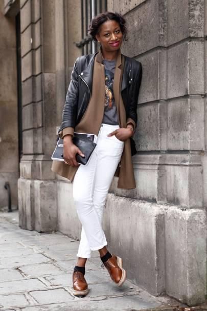Kristina Gisors, Stylist, Paris
