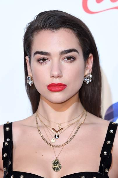 Dua Lipa\'s Best Hair, Makeup & Beauty Looks Ever | Glamour UK