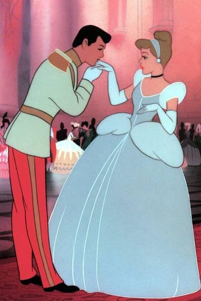 The Original Disney: Cinderella & Prince Charming