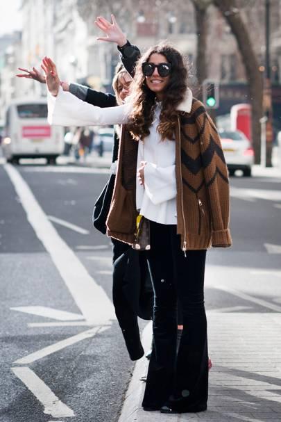 Sara Salhab, Student