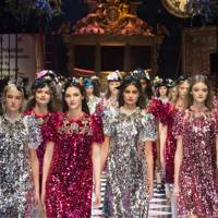 THE SPECTACULAR: Dolce & Gabbana's fairytale show