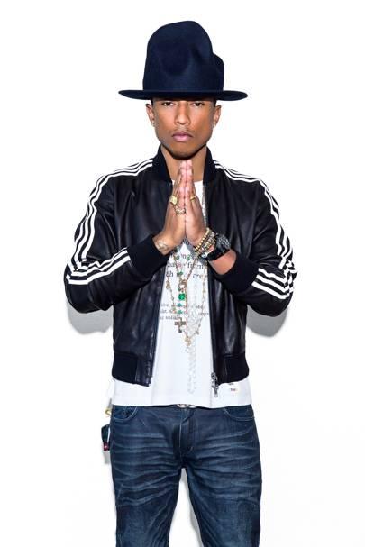 Pharrell Williams adidas - trainers