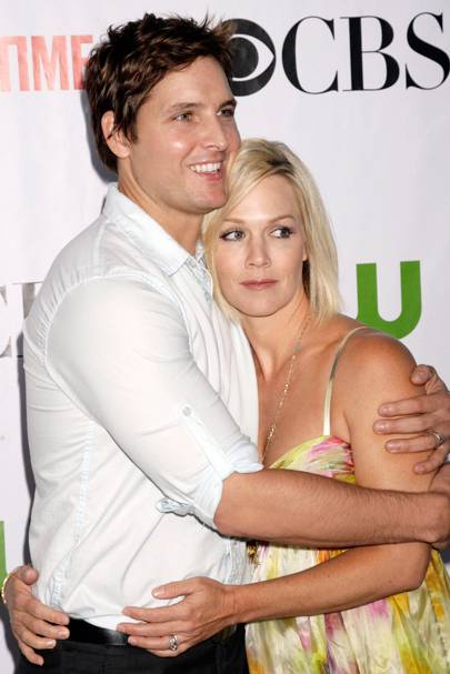 August 2009: Peter Facinelli's wife spills the beans – sort-of