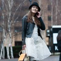 Darie Shapovalova, Fashion Presenter
