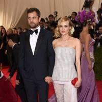 Diane Kruger with Joshua Jackson