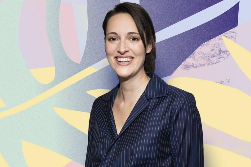 Fleabag's Phoebe Waller-Bridge on how she expertly navigates sexual jokes in a post #MeToo world