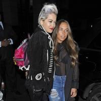 Rita Ora & Chloe Green