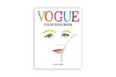 Best adult colouring books: for the fashionista