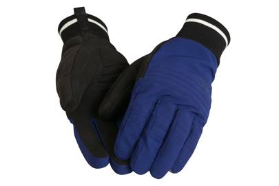 The winter cycling gloves