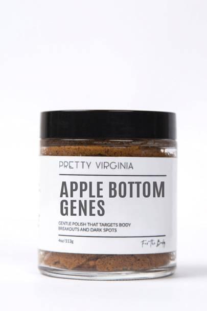 Apple Bottom Genes by Pretty Virginia