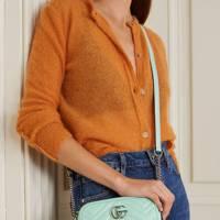 Best designer cross-body bags: Gucci