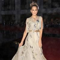 DO #10: Sarah Jessica Parker at the NYC Ballet's Valentino event, September