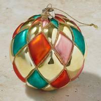 Best Christmas decorations: the colour-pop bauble