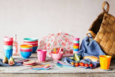 Best melamine picnic set