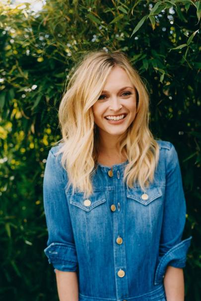 Fearne Cotton S New Book Hy Is Released In February 2017 And While You May Think Glamour Resident Columnist Has The Perfect Life