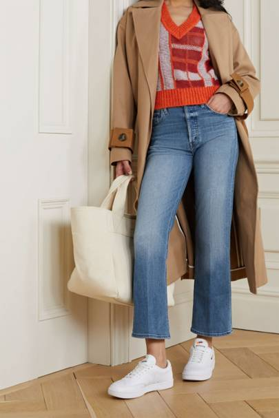Best High-Waisted Jeans UK: MOTHER
