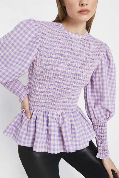 Best Of Warehouse: The Smocked Top