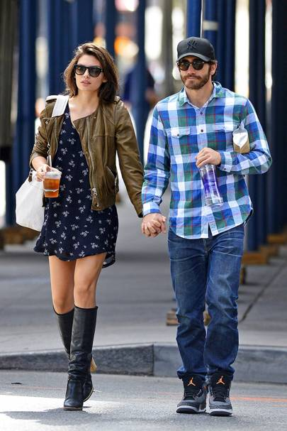 June: Jake Gyllenhaal & Alyssa Miller