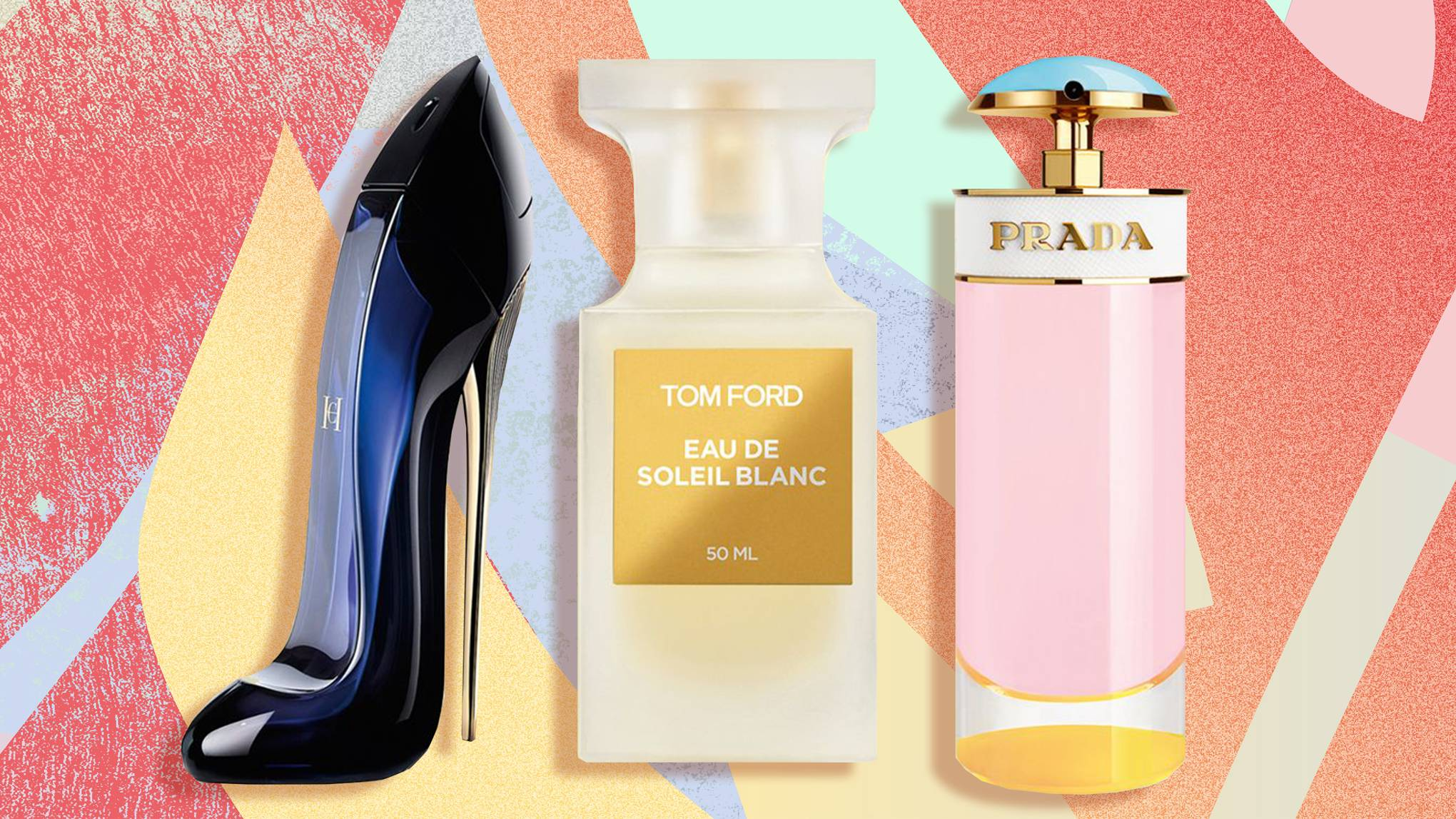 Best New Perfumes Of 2018 The Fragrance Launches You Need To Know