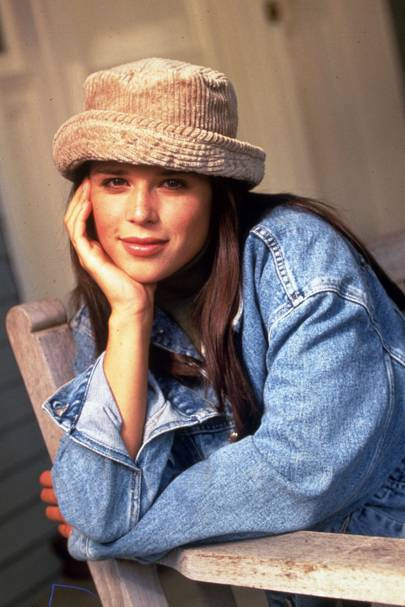 Neve Campbell in Party of Five