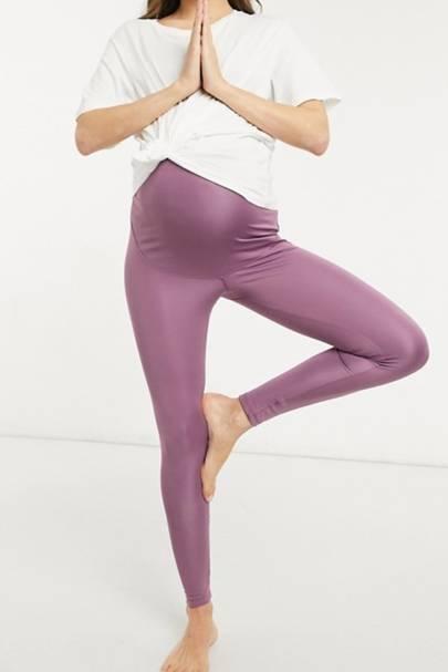 Best maternity leggings for yoga