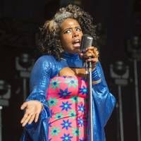 Kelis at Lovebox