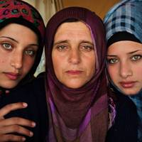 Idomeni Refugee Camp, Greece