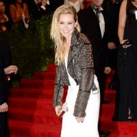 Sienna Miller at the Met Gala