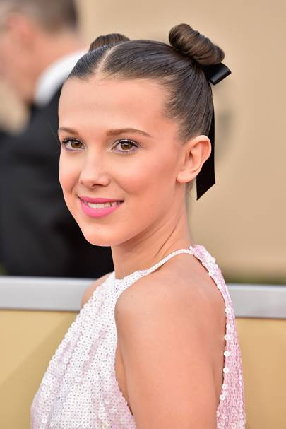 Sag Awards 2018 The Best Hair And Makeup Looks Glamour Uk