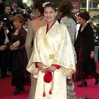 Laetitia Casta - Cannes 2001