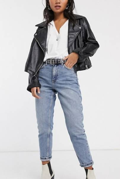 Best bleached petite jeans