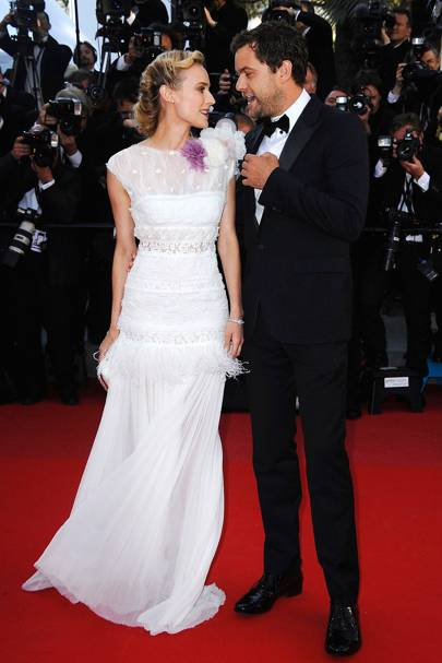 Diane Kruger And Joshua Jackson Marry In Secret
