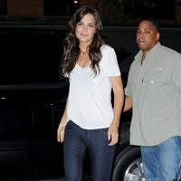 5ft 9in: Katie Holmes