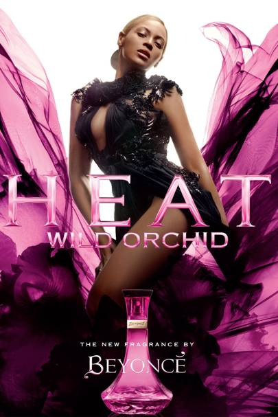 Beyonce Heat Wild Orchid Fragrance