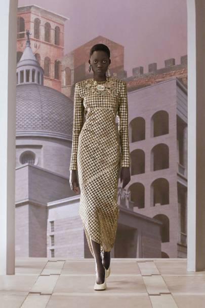 Couture Autumn 2021 - Fendi