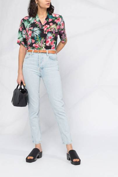 Best high waisted jeans on sale