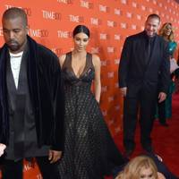 On her notorious Kimye fall