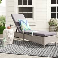 Best sun lounger with cushion
