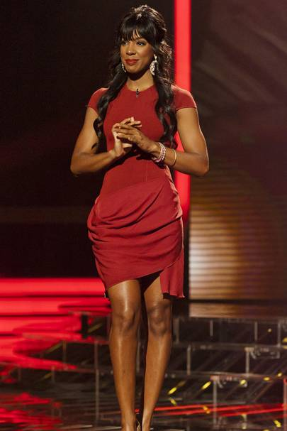 Week 2, Saturday - Kelly Rowland