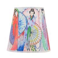 Geisha lampshade