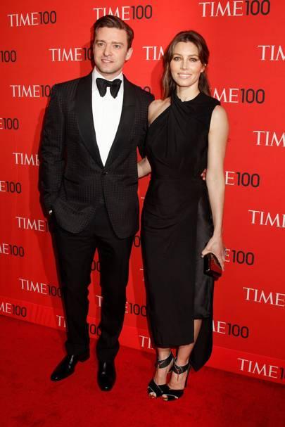 Jessica Biel + Justin Timberlake = 75%