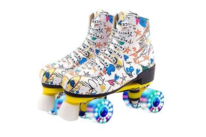 Best printed roller skates for adults