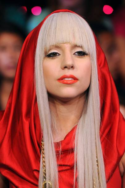 Lady Gaga was a devout Catholic schoolgirl