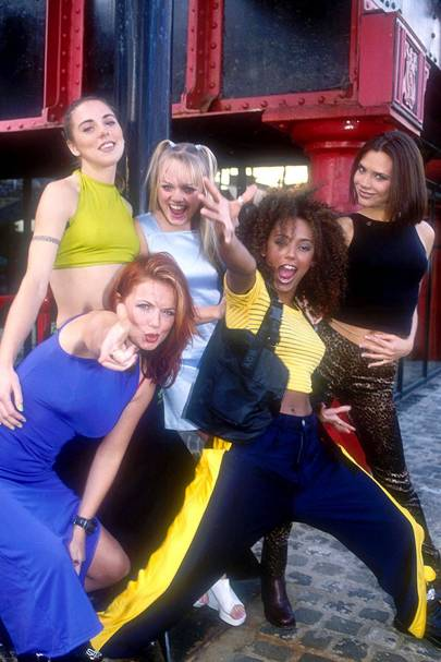 1990s - Spice Girls