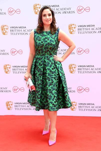 BAFTA TV Red Carpet: Lucy Prebble