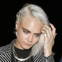 How To Get Grey Hair 2021 S Silver Hair Colour Trend Glamour Uk